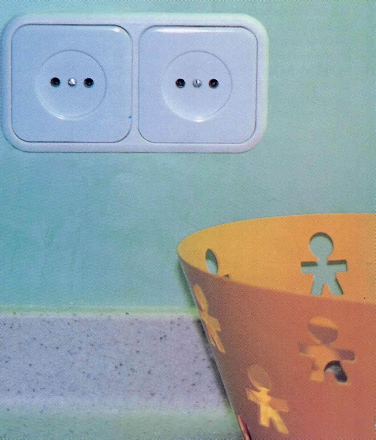 Cómo instalar un mecanismo eléctrico empotrado