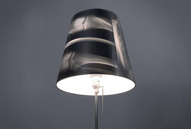 Como hacer una pantalla de lámpara fácil