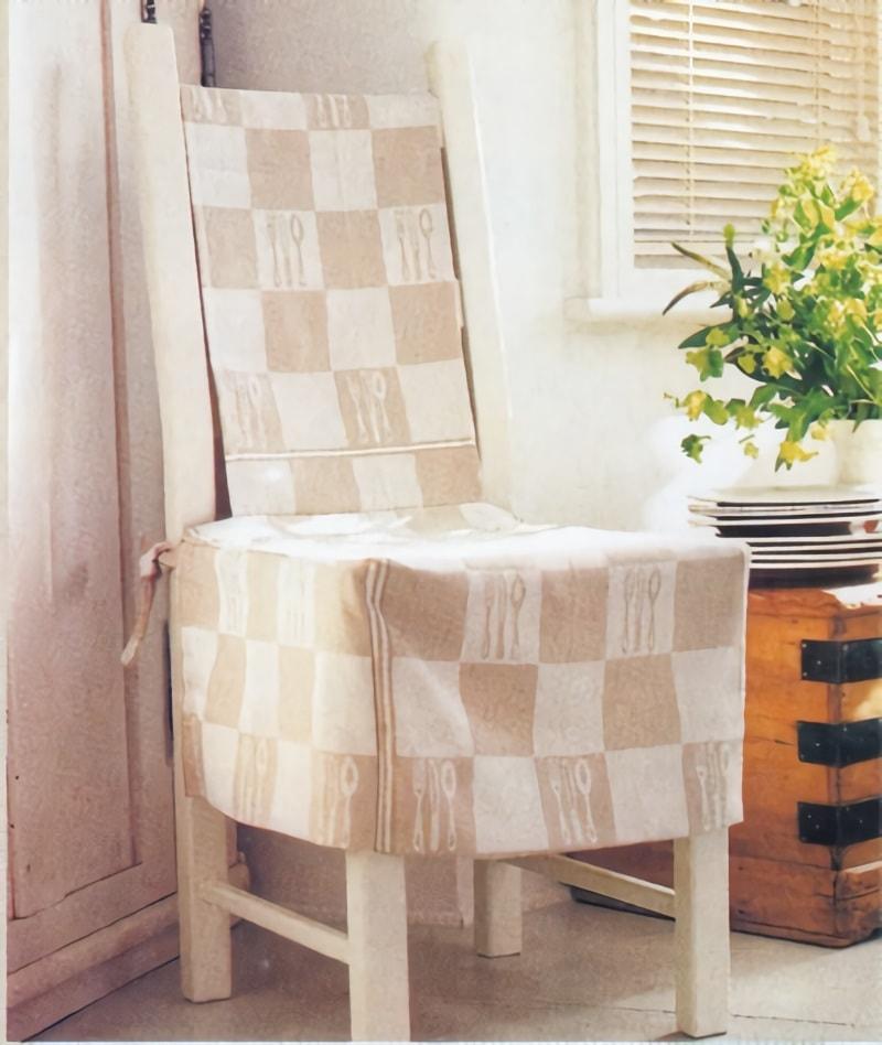 Tips para fundas de sillas e ideas para confeccionarlas for Fundas de sillas ikea