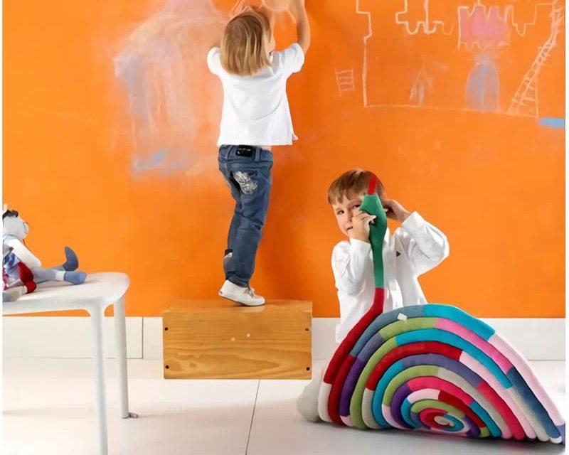 5 ideas para paredes que se puedan dibujar Decoideas