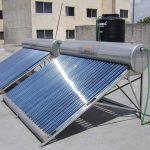 Como realizar mantenimiento a calentadores solares