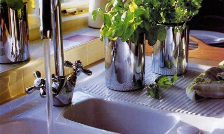 Cómo cambiar la pileta de la cocina