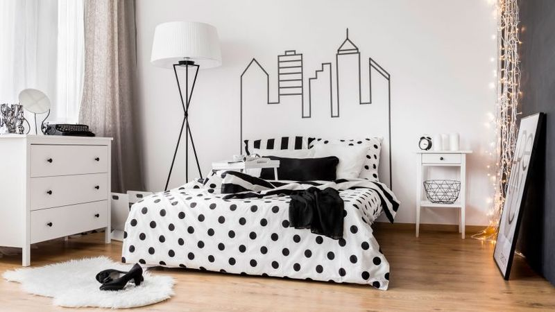 Tips para decorar a blanco y negro