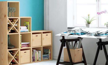 3 ideas para almacenaje en casa