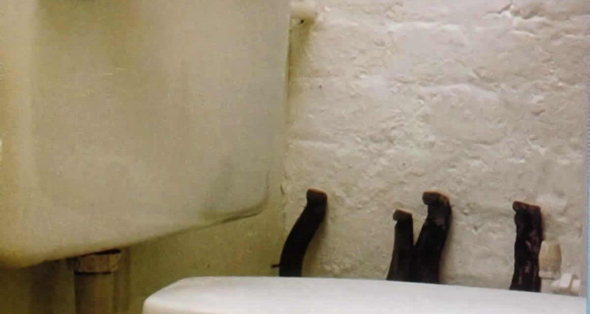 Cómo reparar averías en una cisterna