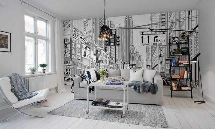 Cómo preparar una pared empapelada para redecorarla